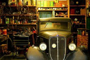 Faire de la place dans son garage pour stocker sa voiture