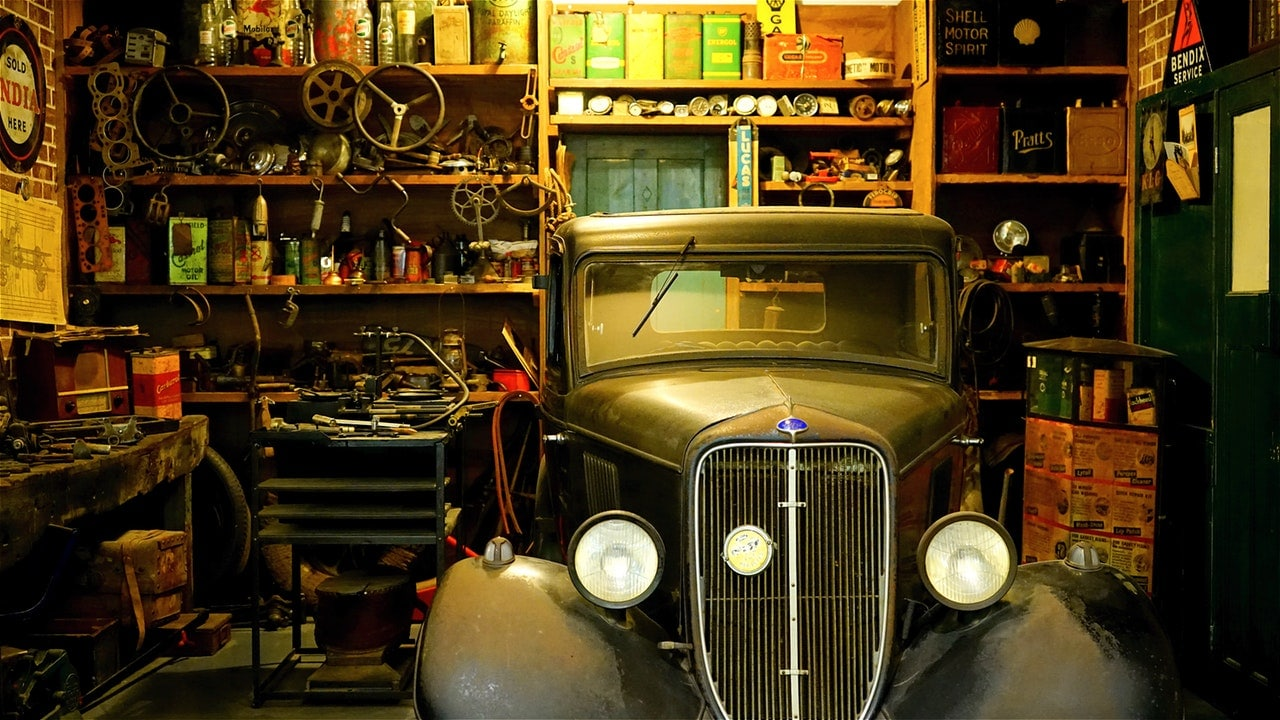 stockage voiture garage nantes